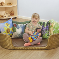 4 Pack Nature Range Cushion